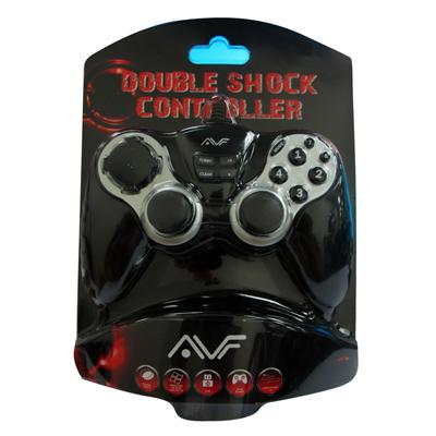 AVF DOUBLE SHOCK USB GAMEPAD CONTROLLER, STK2006