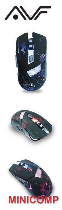 AVF Gaming Freak 6D Laser Gaming Mouse - AGMX10