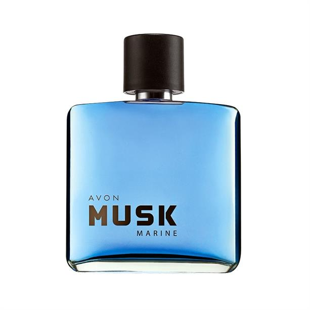 AVON Musk for Men Marine Eau de Toilette Spray