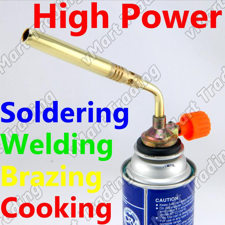 AY-02 High Power Butane Gas Brazing Blow torch