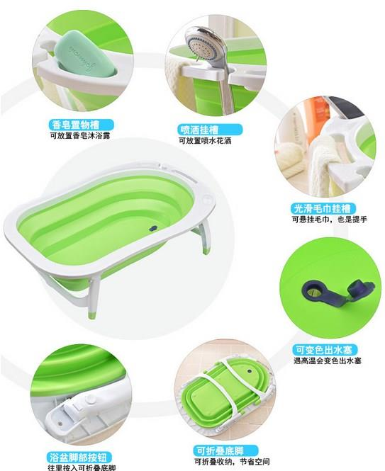 Fold Up Bathtub For Baby Thevote