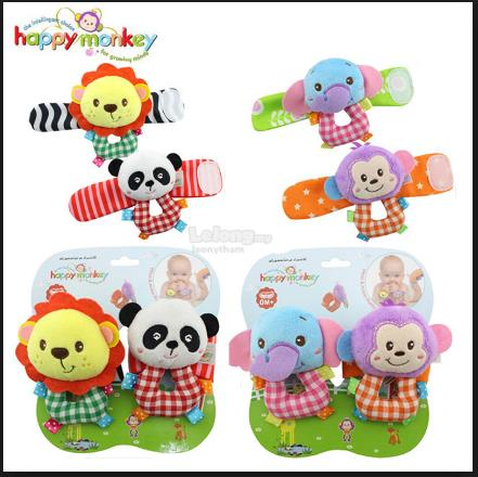 Baby Happy Monkey Toys ^_^