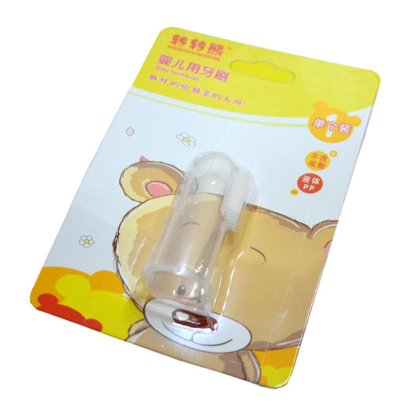 Baby Infant Silicone Gum Care Toothbrush