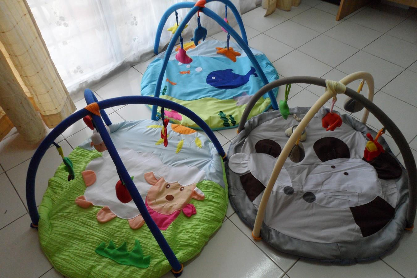 Baby bed online malaysia - Baby Play Mat Gym Mat Blanket Bed