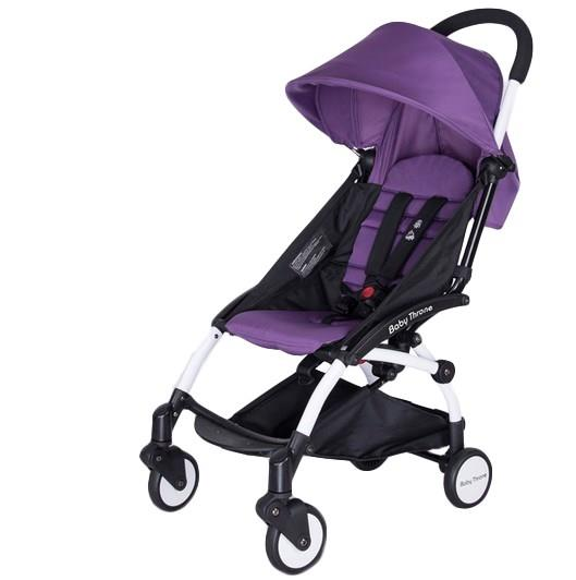 Baby Throne Light Weight Foldable & Portable Stroller- upgrade vesion