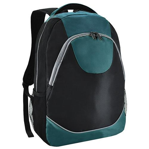 Bagman S02-298LAP-13 Laptop Backpack - Turquoise