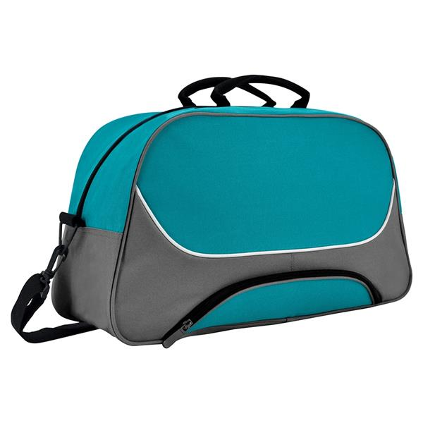 BAGMAN S05-380STD-13 TRAVEL BAG - TURQUOISE