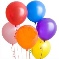 Balloons (Assorted Colors) 100s X 10
