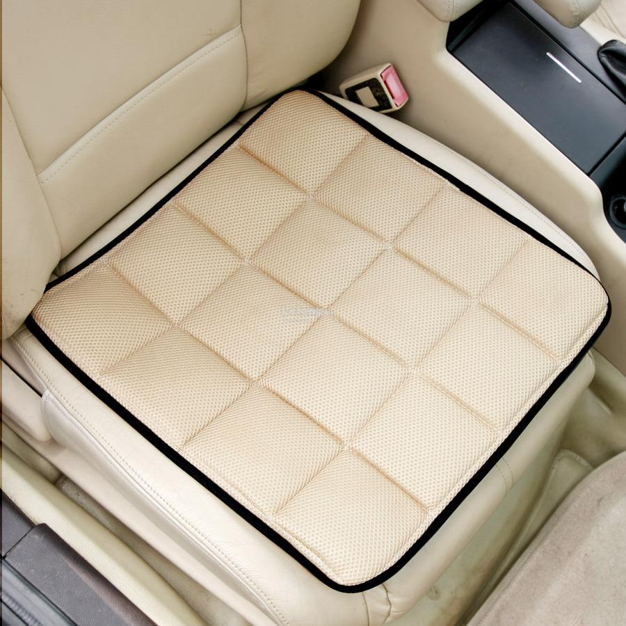 Bamboo Charcoal Breathable Car Seat Cushion Cover Pad