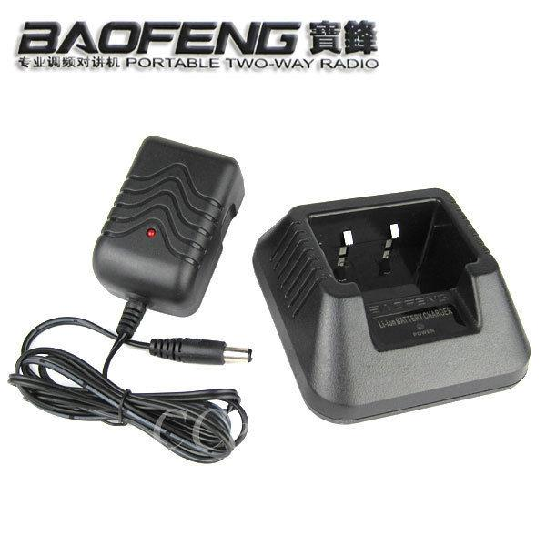 Baofeng UV-5R Uv-5RA Uv5RE Charger Adapter