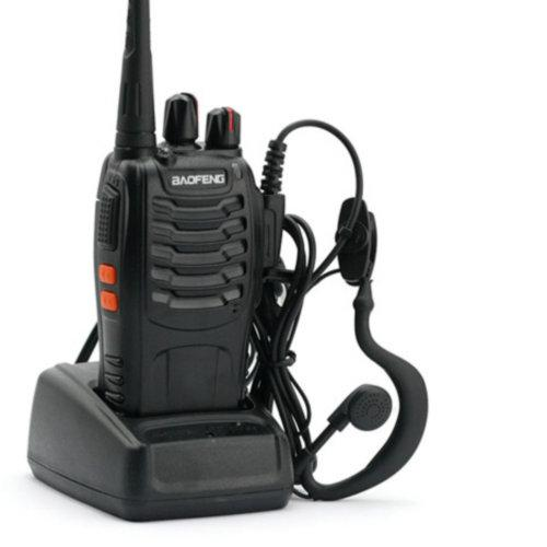Baofeng Walkie Talkie Bf 888s Transceiver+Battery+Charger