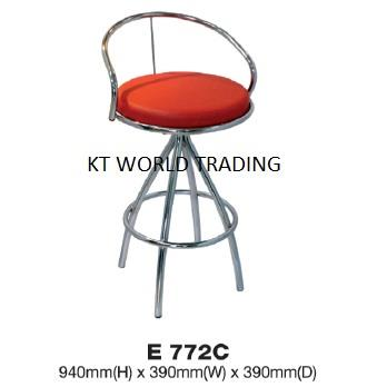 Bar Stool | Stool Chair | Office Furniture Malaysia Model : KT-E772C