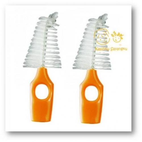 BASILIC Teat/Nipple Brush - 2 pieces