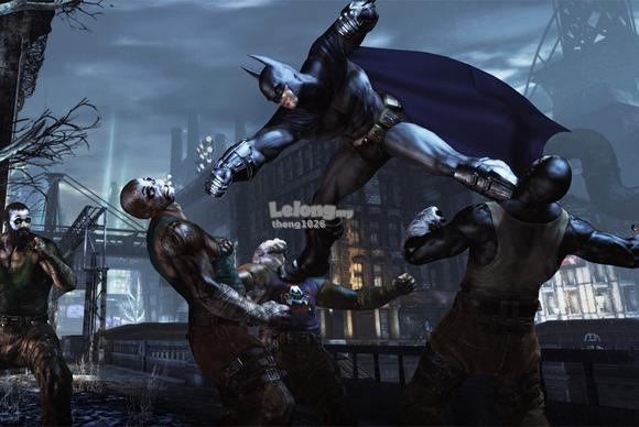 Batman Arkham City (Game Of The Year Edition) (PC)