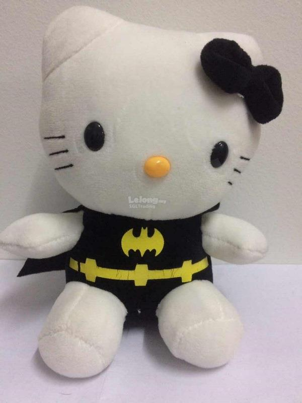 Batman Hello Kitty Plushy Toy