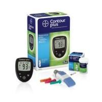 BAYER CONTOUR PLUS GLUCOSE METER START SET