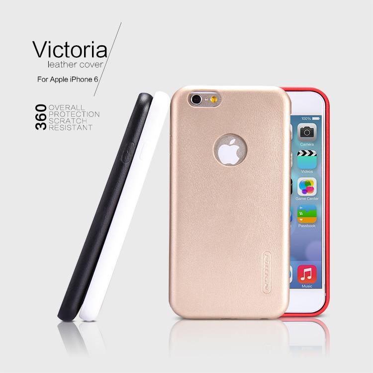 "Bdotcom = Apple iPhone 6 4.7"" Nillkin Victory Series Leather Case"