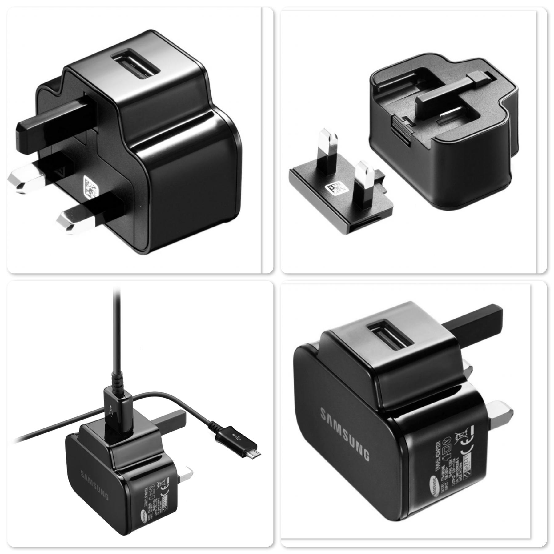 Bdotcom = ORIGINAL Samsung Universal Micro USB Travel Adapter = 10W