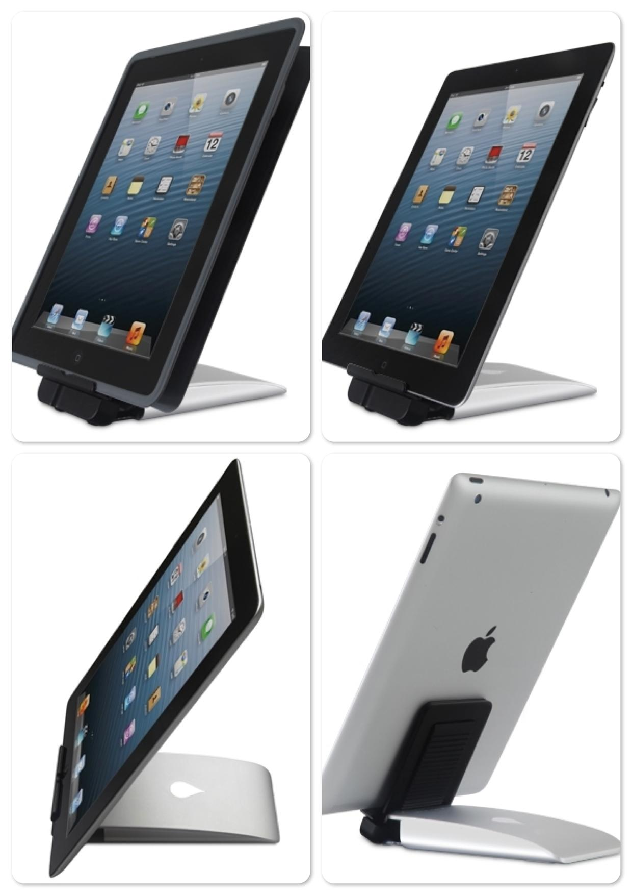 Bdotcom = Rain Desgin iSlider Stand for iPad & iPad Mini