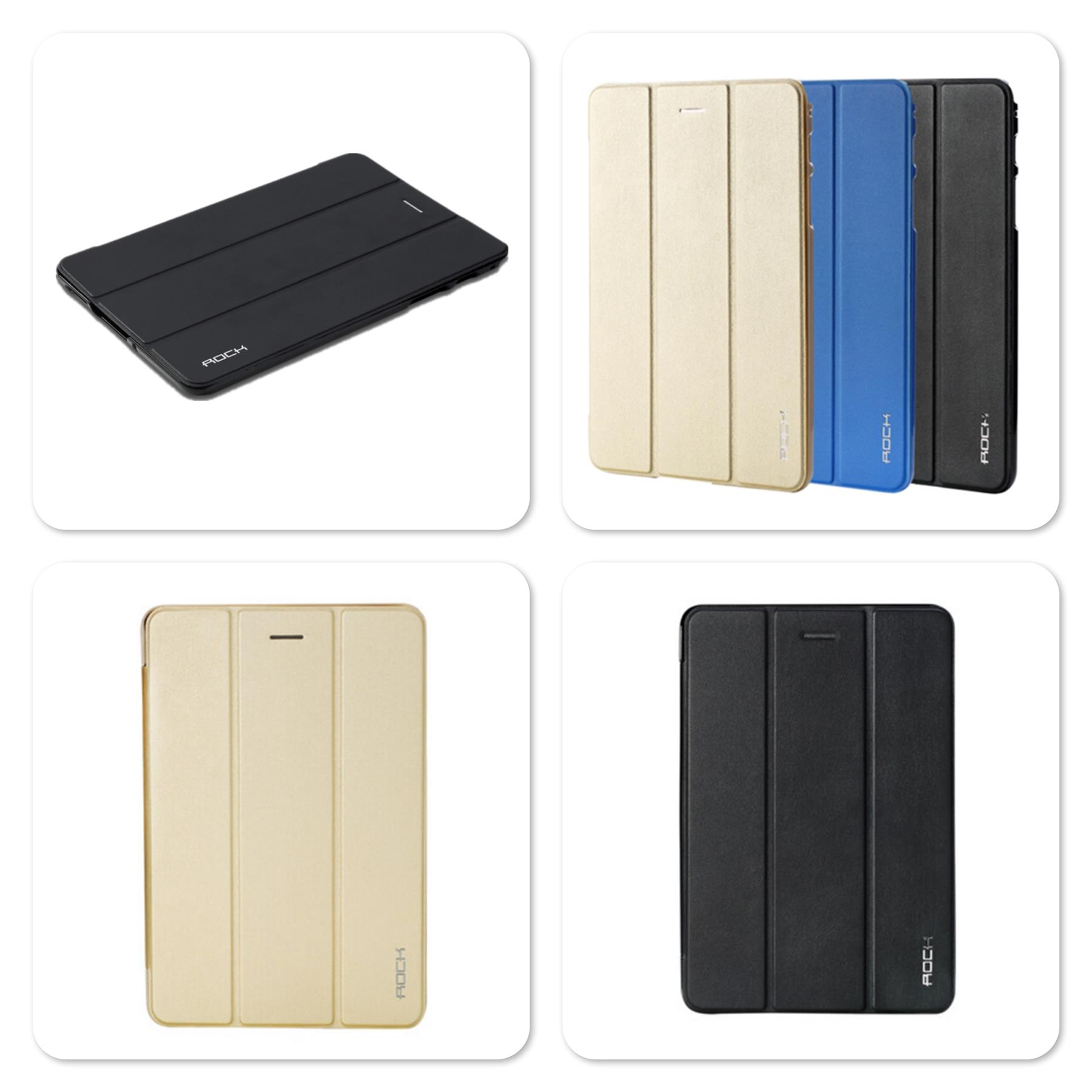 Bdotcom = Samsung Galaxy Tab A 9.7 T550 Rock Touch series Leather Case
