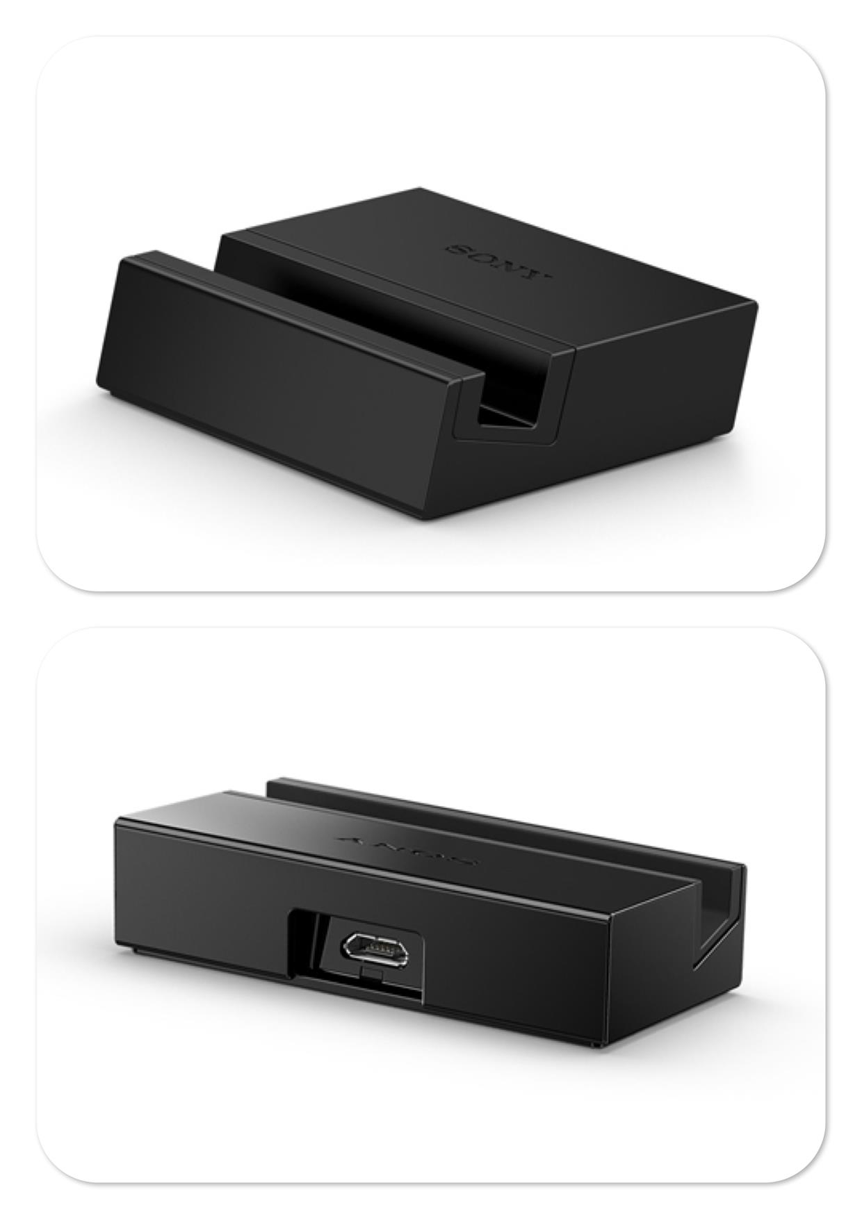 Bdotcom = SONY Xperia Z1 Compact Magnetic Charging Dock DK 32 Original