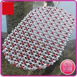 Beads Bathroom Massage PVC Anti-slip Mat