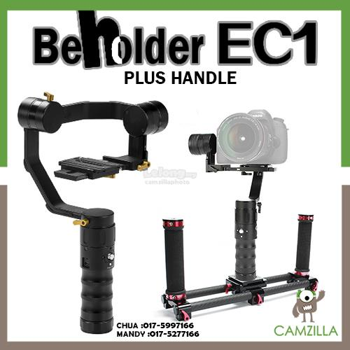 Beholder EC1 GIMBAL STABILIZER + HOLDER BRACKET FOR DSLR BEHOLDER DS1
