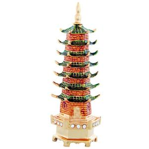 Bejeweled 7 Level Pagoda