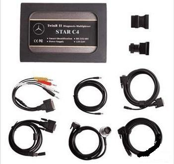Benz c4 diagnostic scanner