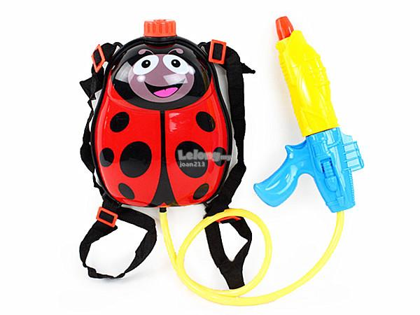 [Bibi] Super Soaker Water Gun with Backpack Tank