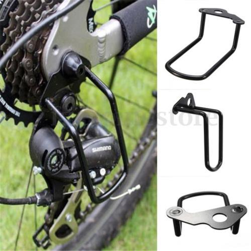 Bicycle Rear Transmission Derailleur Mech Protector Rack Gear Guard