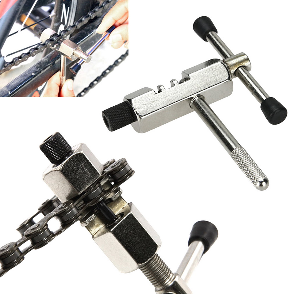 Bike Steel Chain Breaker Splitter Cutter Repair Tool  for Cycling Bicy..