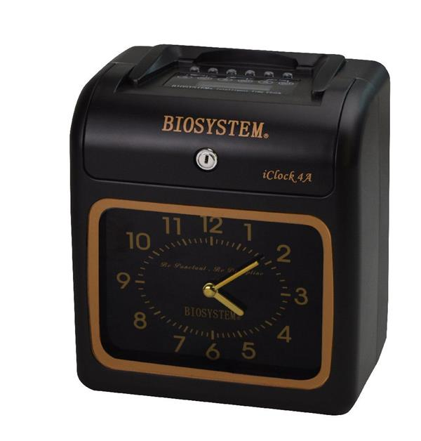 Biosystem iClock 4A Shop / Office Use Time Clock