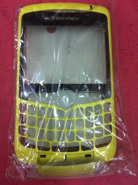 BLACKBERRY 8310 YELLOW HOUSING