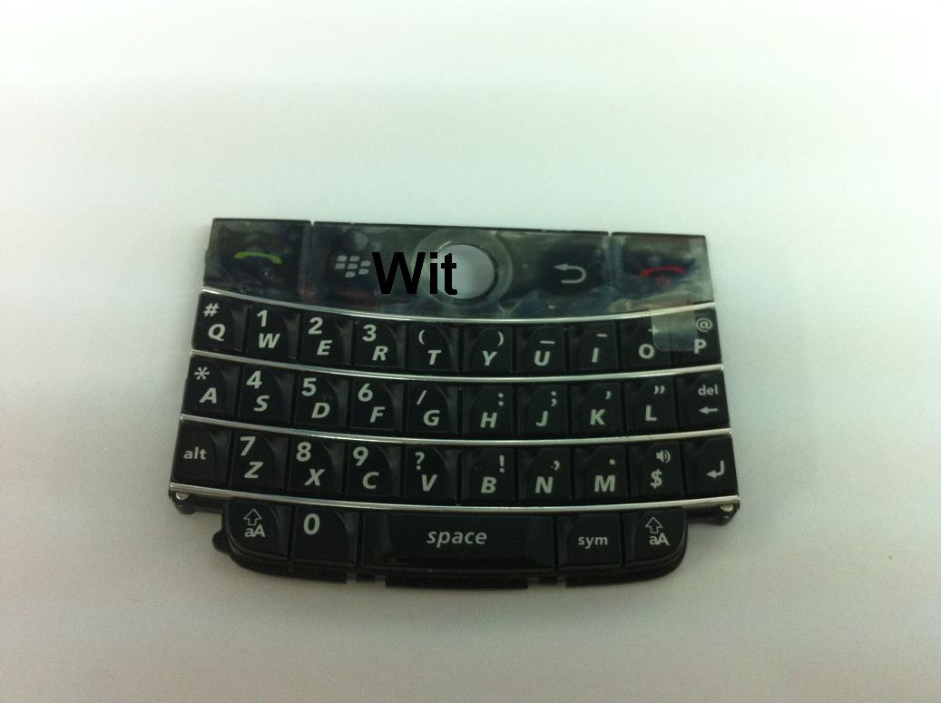 BlackBerry Bold 9000 Button Keypad BB Repair Service