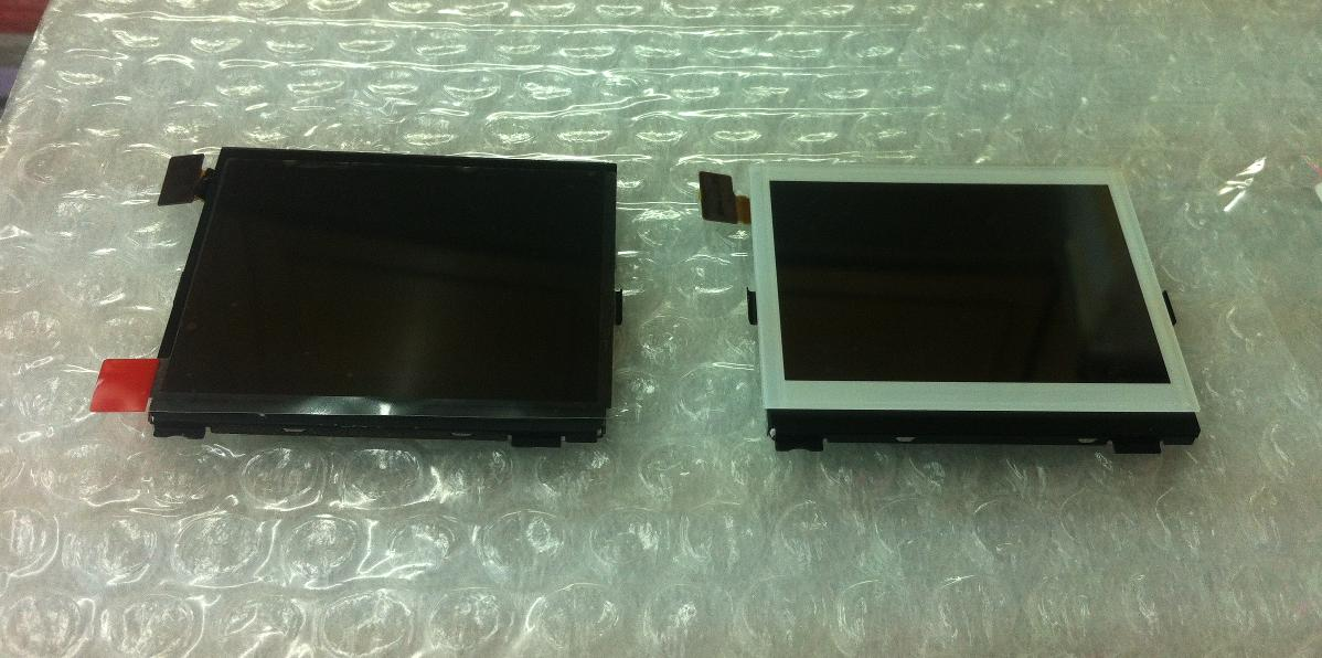 BlackBerry Bold 9700 2 Bold2 9780 B/W LCD Display Screen 001/002/004