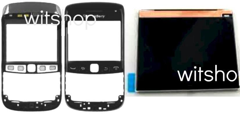 BlackBerry Bold 9790 001/002 LCD Display / Digitizer Touch Screen