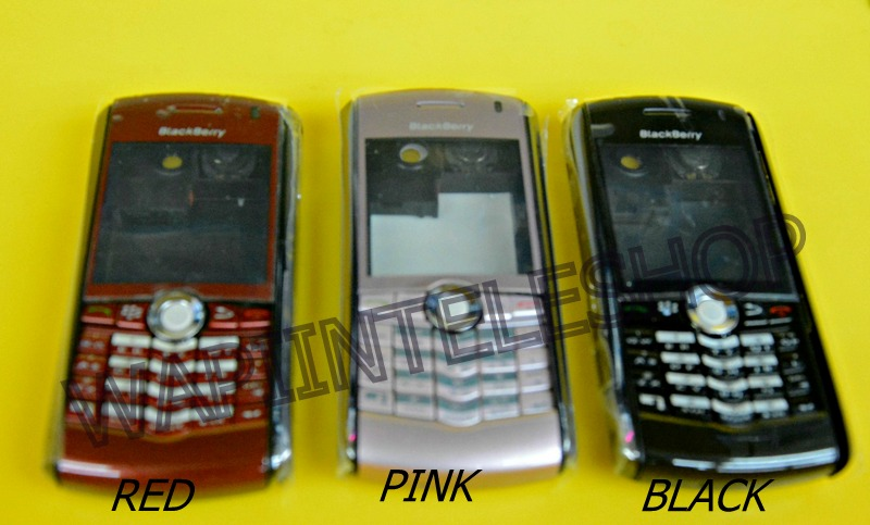 BlackBerry Pearl 8110 8110 Housing Keypad Middle board Battery Cover