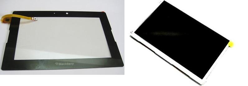 BlackBerry Playbook Display LCD / Touch Screen Digitizer