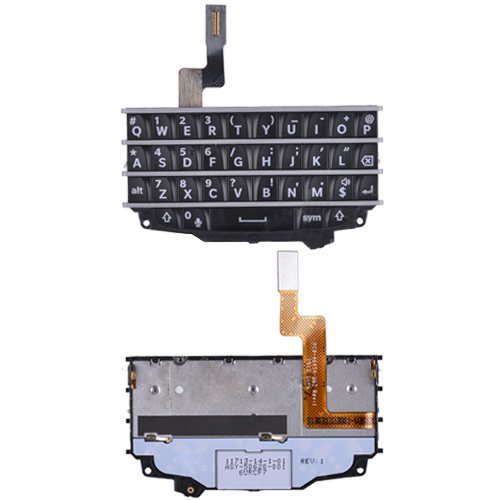 BlackBerry Q10 Keypad Keyboard Key Button & Mic Flex Cable Ribbon