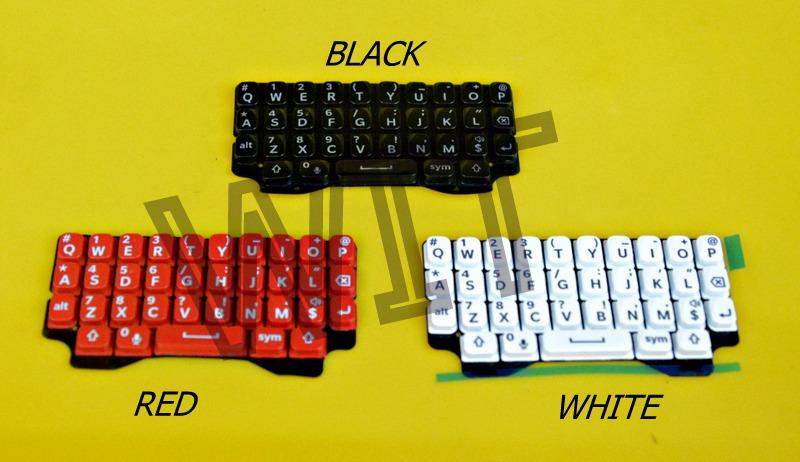 BlackBerry Q5 QWERTY Keypad Keyboard Button Sparepart Service