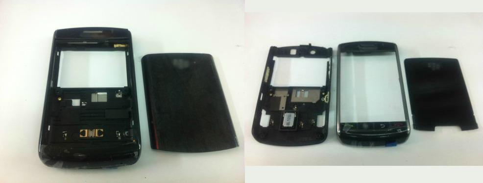 BlackBerry Storm 1 9500 9530 2 9520 9550 Housing Keypad Middle Board