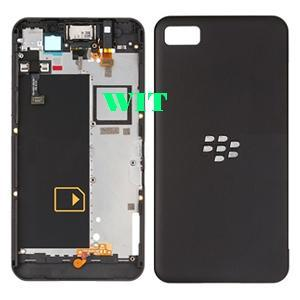 BlackBerry Z10 B/W Housing Bezel Middle Board Battery Back Cover