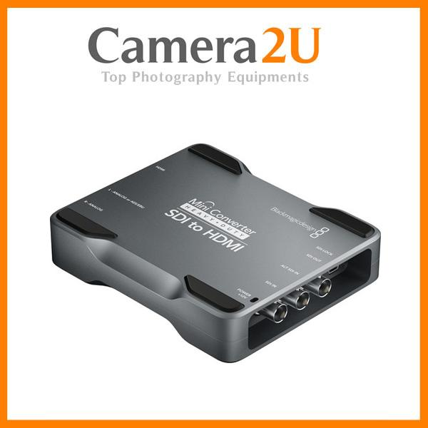 New Blackmagic Mini Converter Heavy Duty SDI To HDMI