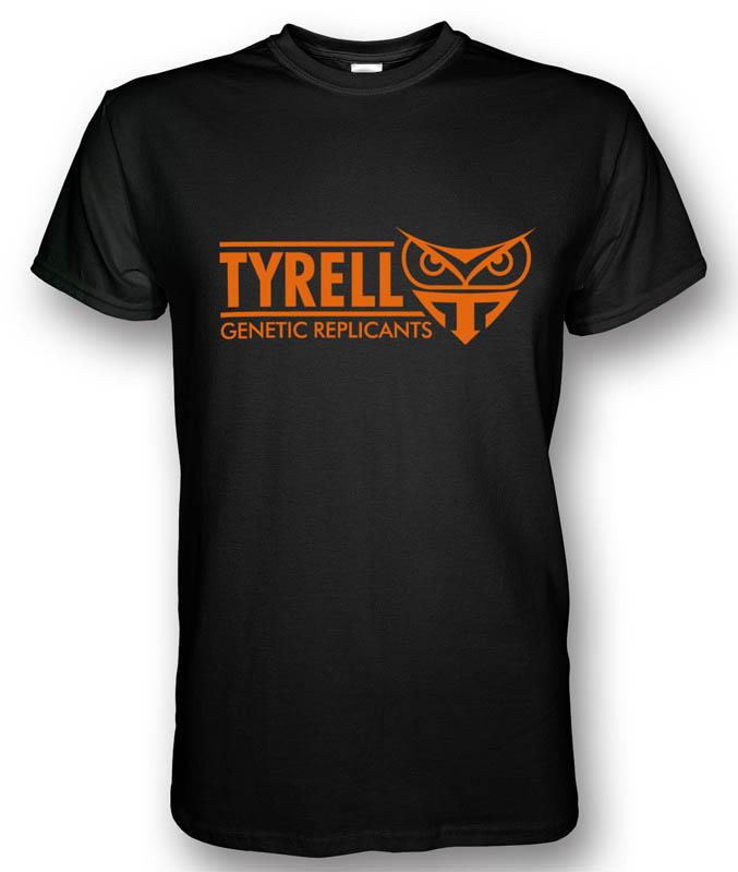 Blade Runner Tyrell Corporation T-shirt