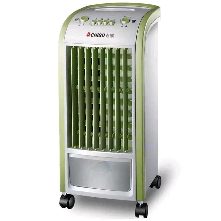 Bliss Chigo Air-Conditioning Fan Cooling Fan Cooler (Green)
