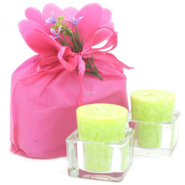 Blu Scents Jolly Candle Scented Gift Set