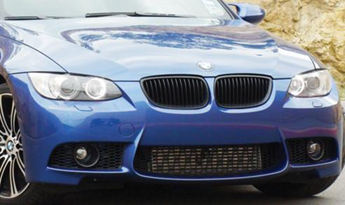 BMW 3 Series E92 `07 M3 Look Full Set Body Kit [Front+Rear Bumper+Side