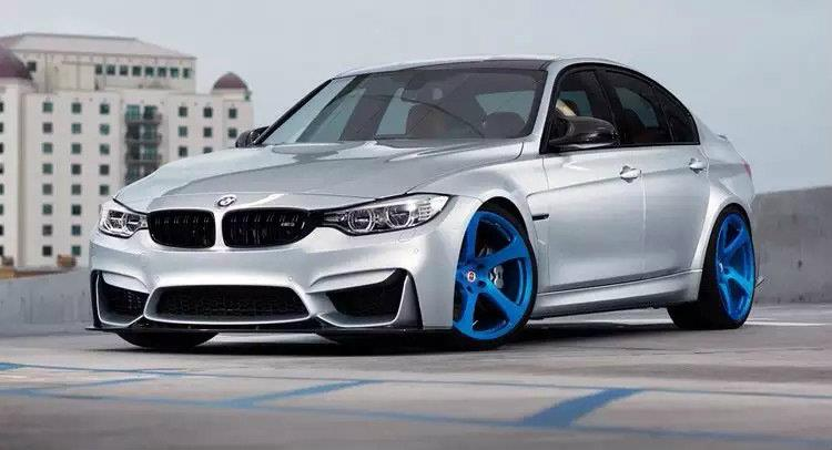 BMW 3 SERIES F30 2012 & ABOVE M3 BODYKIT