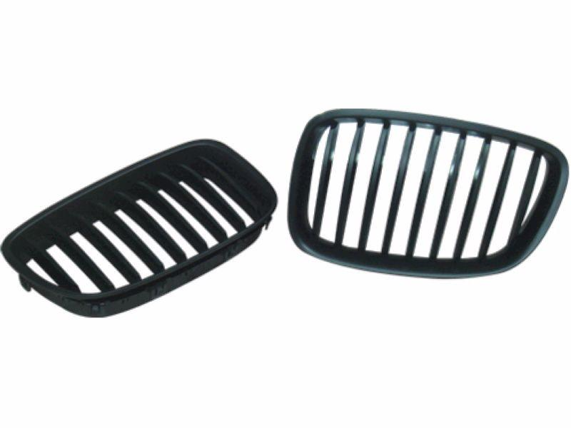 BMW 5 Series F07 `10 Front Grille All Black [F07-FG01-U]